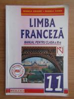 Mihaela Grigore - Limba franceza. Manual pentru clasa a XI-a, limba 2 (2001)