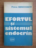 Anticariat: Petru Derevenco - Efortul si sistemul endocrin