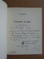 Pop Simion - Fotograful de ingeri (cu autograful autorului)
