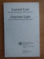 Anticariat: Revista Lumina Lina, an IV, nr. 3, iulie-septembrie 1999