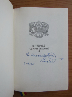 Teoctist - Pe treptele slujirii crestine (volumul 2, cu autograful autorului)