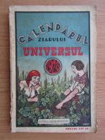 Calendarul Ziarului Universul, 1928