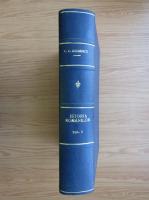 Anticariat: Constantin C. Giurescu - Istoria romanilor (volumul 2, partea I, 1943)