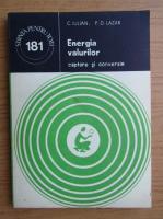 Anticariat: Constantin Iulian - Energia valurilor. Captare si conversie