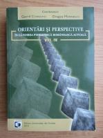 Anticariat: Gavril Cornutiu - Orientari si perspective in gandirea psihiatrica romaneasca actuala (volumul 4)
