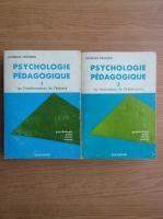 Anticariat: Georges Cruchon - Psychologie pedagogique (2 volume)