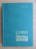 Anticariat: I. Craus - Studiul si proiectarea drumurilor (volumul 2)