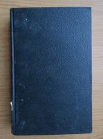 M. Claude Bernard - Lecons sur la physiologie et la pathologie du systeme nerveux (volumul 1, 1858)
