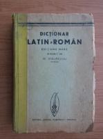 Anticariat: M. Staureanu - Dictionar latin-roman (1945)