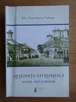 Anticariat: Paisie Sebastian Teodorescu - Resedinta patriarhala. Istorie, arta si misiune