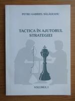 Anticariat: Petru Gabriel Salageanu - Tactica in ajutorul strategiei (volumul 1)