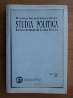 Anticariat: Revista Sturida Politica, vol. I, nr. 2, 2001