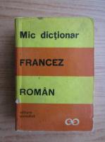 Sanda Mihaescu Boroianu - Mic dictionar francez-roman