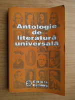 Anticariat: Sultana Craia, Marin Iancu - Antologie de literatura universala