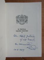 Teoctist - Pe treptele slujirii crestine (volumul 3, cu autograful autorului)