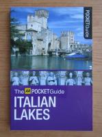 Anticariat: The AA Pocket guide, Italian Lakes