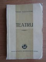 Anticariat: Vasile Alecsandri - Teatru (volumul 1, 1930)
