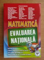 Anticariat: Catalin Petru Nicolescu - Matematica. Evaluarea Nationala. Clasa a VIII-a