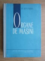 Anticariat: Cornel Severineanu - Organe de masini