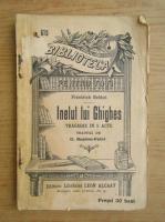 Friedrich Hebbel - Inelul lui Ghighes (1930)