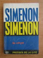 Anticariat: Georges Simenon - Le chat