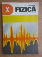 Anticariat: Gheorghe Enescu, Nicolae Gherbanovschi - Fizica. Manual pentru clasa a X-a (1978)