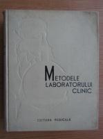 Anticariat: I. Alteras - Metodele laboratorului clinic