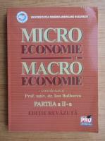 Anticariat: Ion Bulborea - Microeconomie si macroeconomie (volumul 2)