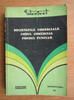 Anticariat: Ion Grozav, Nicolae Marcu - Privatizarea, volumul 3. Societatile comerciale, codul comercial, fondul funciar