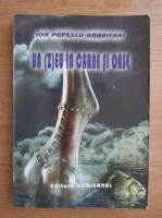 Anticariat: Ion Popescu-Bradiceni - Un (z)eu in carne si oase