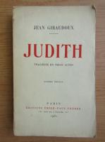 Anticariat: Jean Giraudoux - Tragedie en trois actes (1932)