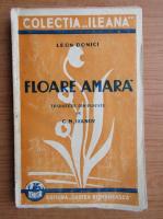 Leon Donici - Floare amara (1930)