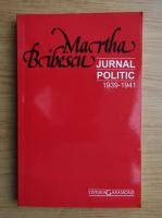 Martha Bibescu - Jurnal politic
