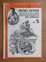 Anticariat: Michel Zevaco - Nostradamus, regele intunericului, nr. 5