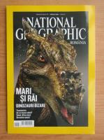 Revista National Geographic Romania, aprilie 2008