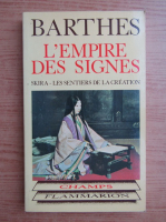 Roland Barthes - L'empire des signes