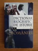 Anticariat: Stan Stoica - Dictionar biografic de istorie a Romaniei