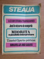 Anticariat: Steaua, Revista a Uniunii Scriitorilor, anul XXXII, nr. 12 (415), 1981
