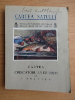 Anticariat: Th. Busnita - Cartea crescatorului de pesti (1935)