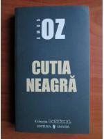 Anticariat: Amos Oz - Cutia neagra (Cotidianul)
