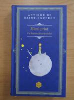 Antoine de Saint-Exupery - Micul Print (coperti cartonate)