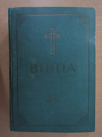 Anticariat: Biblia sau Sfanta Scriptura (1975)