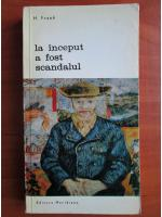 Anticariat: H. Frank - La inceput a fost scandalul