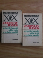 Anticariat: Jaroslav Hasek - Peripetiile bravului soldat Svejk in razboiul mondial (2 volume)