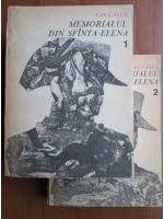 Anticariat: Las Cases - Memorialul din Sfanta-Elena (2 volume)