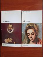 Anticariat: Manuel B. Cossio - El Greco (2 volume)
