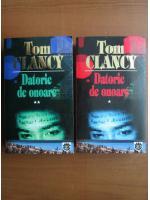 Tom Clancy - Datorie de onoare (2 volume)