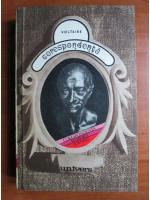 Voltaire - Corespondenta
