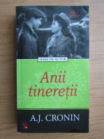 Anticariat: A. J. Cronin - Anii tineretii