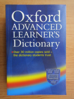A. S. Hornby - Oxford Advanced Learner's Dictionary